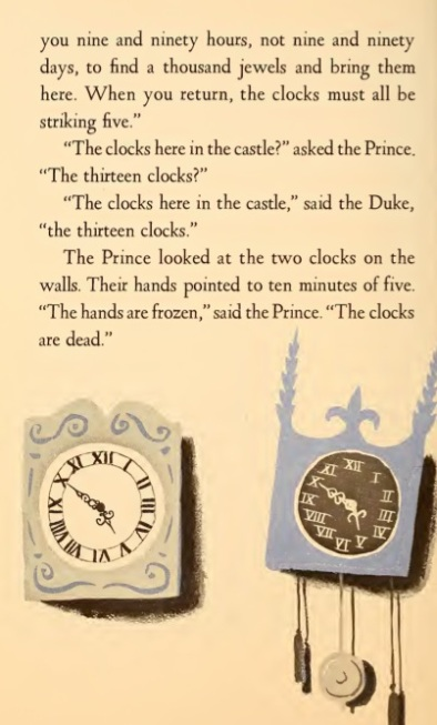 The 13 Clocks_4