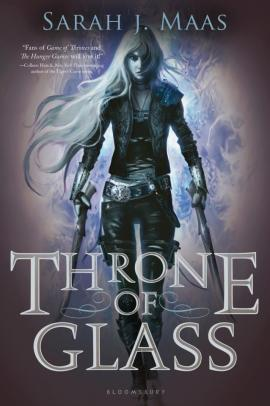 Throne of Glass-cover